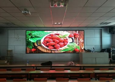China Stage Dynamic Commercial Outdoor SMD LED Display Wall Mounted Energy saving supplier
