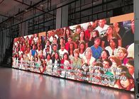 China Thin Full Color Advertisement Indoor Led Video Walls Environment Friendly factory