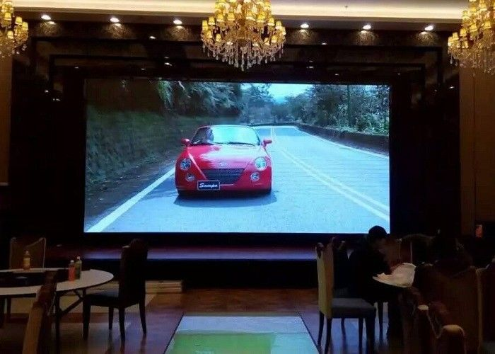 Led Screen Stage Backdrop Video Wall Displays For Wedding Ceremony