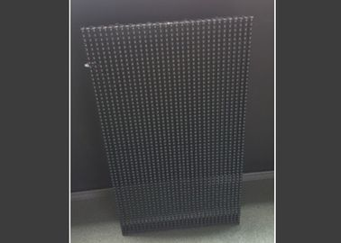 China DIP346 25mm Flexible LED Display For Construction Building Advertising factory