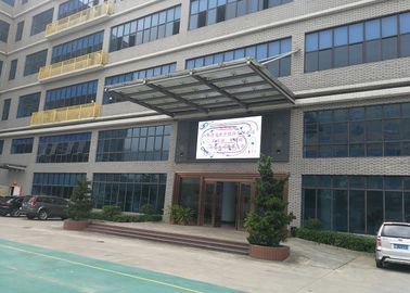 China HD Dynamic Programmable Outdoor SMD LED Display / LED Advertising Screen factory