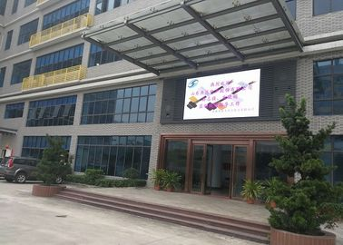 China DIP246 Front Service 8mm outdoor LED video wall low power consumption factory
