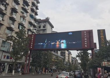 China Digital LED Screen Pixel Pitch / Advertising Moving LED Screen For Outdoor distributor