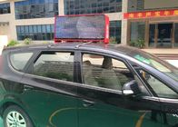 Digital Cab Tops Advertisement Taxi Led Display Signs Module Size W 6.3 x H 6.3 x D 0.67 inch